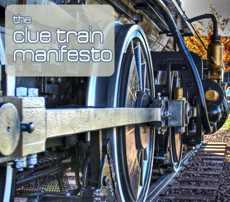 The Clue Train Manifesto